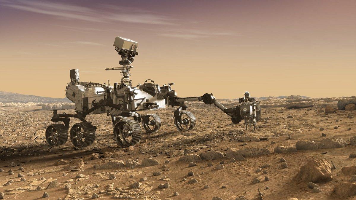 Mars 2020 aparatı lazer vasitəsilə obyektləri parçalaya biləcək (VİDEO)