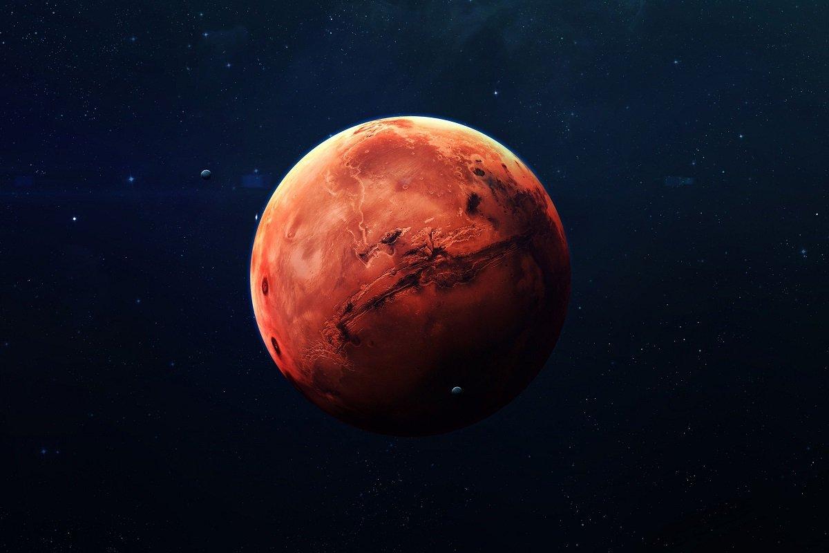 Marsda mümkün olmayan təbiət hadisəsi qeydə alınıb