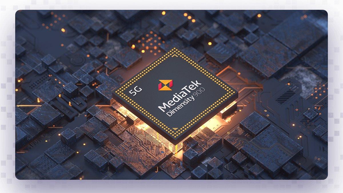MediaTek şirkəti büdcəli smartfonlar üçün Dimensity 900 adlı performanslı prosessoru təqdim edib