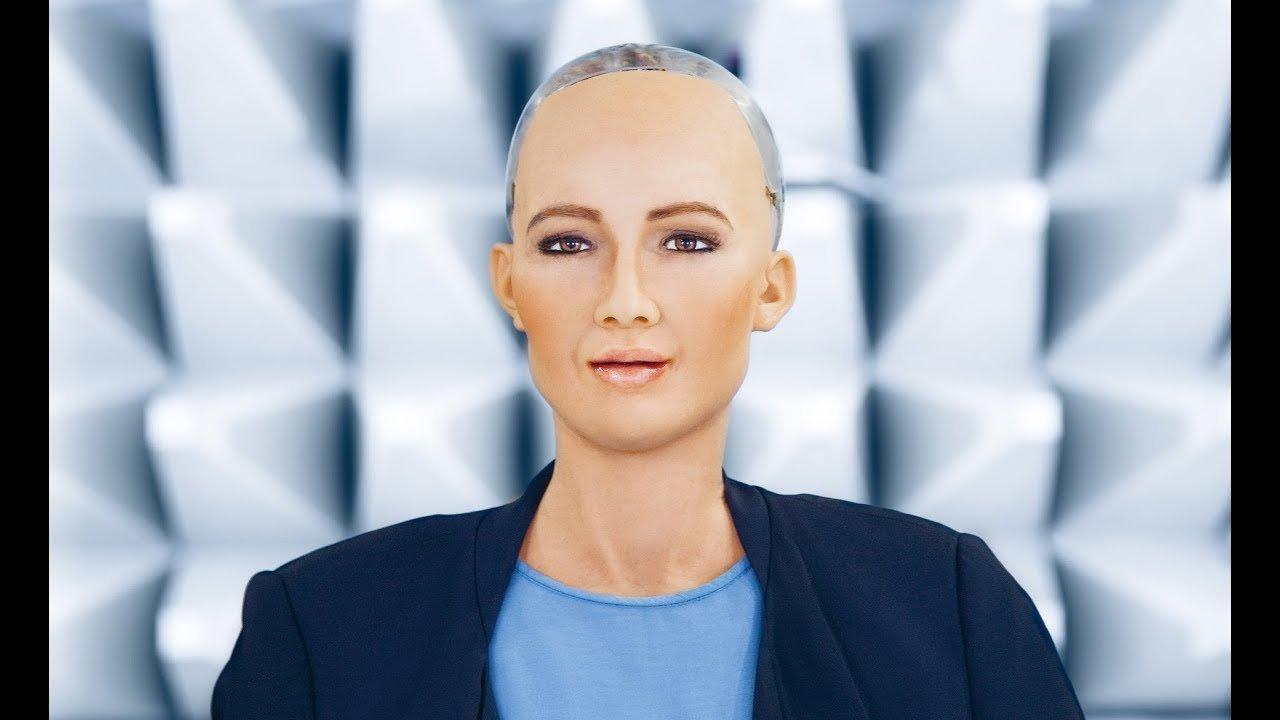 Məşhur robot Sophia 'Ümumdünya Süni Zəka' platformasının yaradılması üçün vəsait yığır