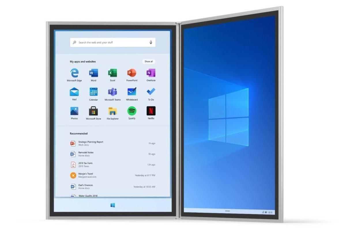 Microsoft tərəfindən Windows 10X-in emulyatoru yayımlandı