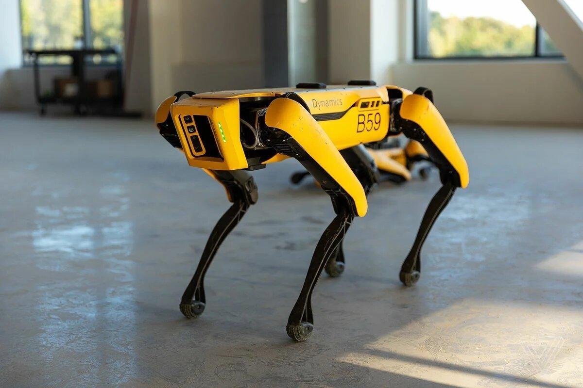 NASA agentliyi Boston Dynamics-in 4 ayaqlı Spot robotunu Marsa göndərəcək