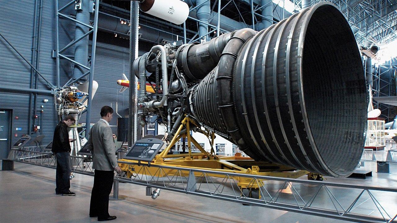 NASA yeni raket mühərriklərini 3D Çap üsulu ilə istehsal edəcək