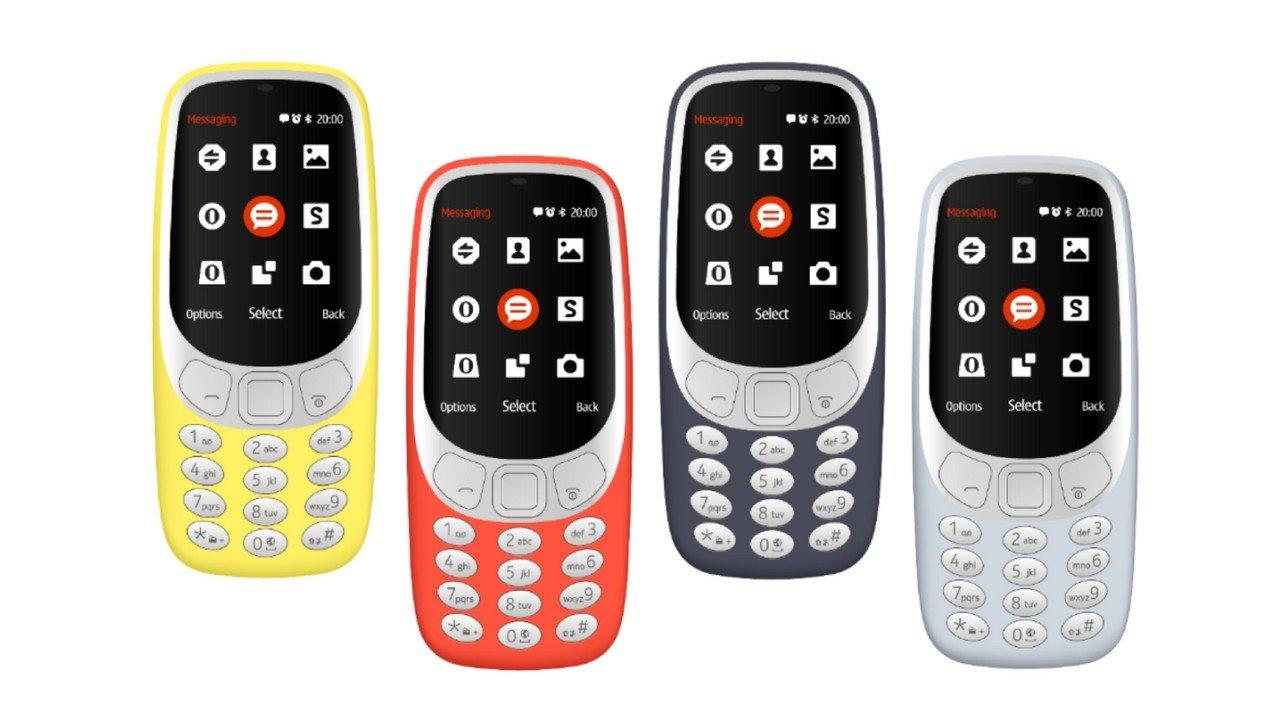 Nokia 3310-nun 3G versiyası anons olundu (VİDEO)