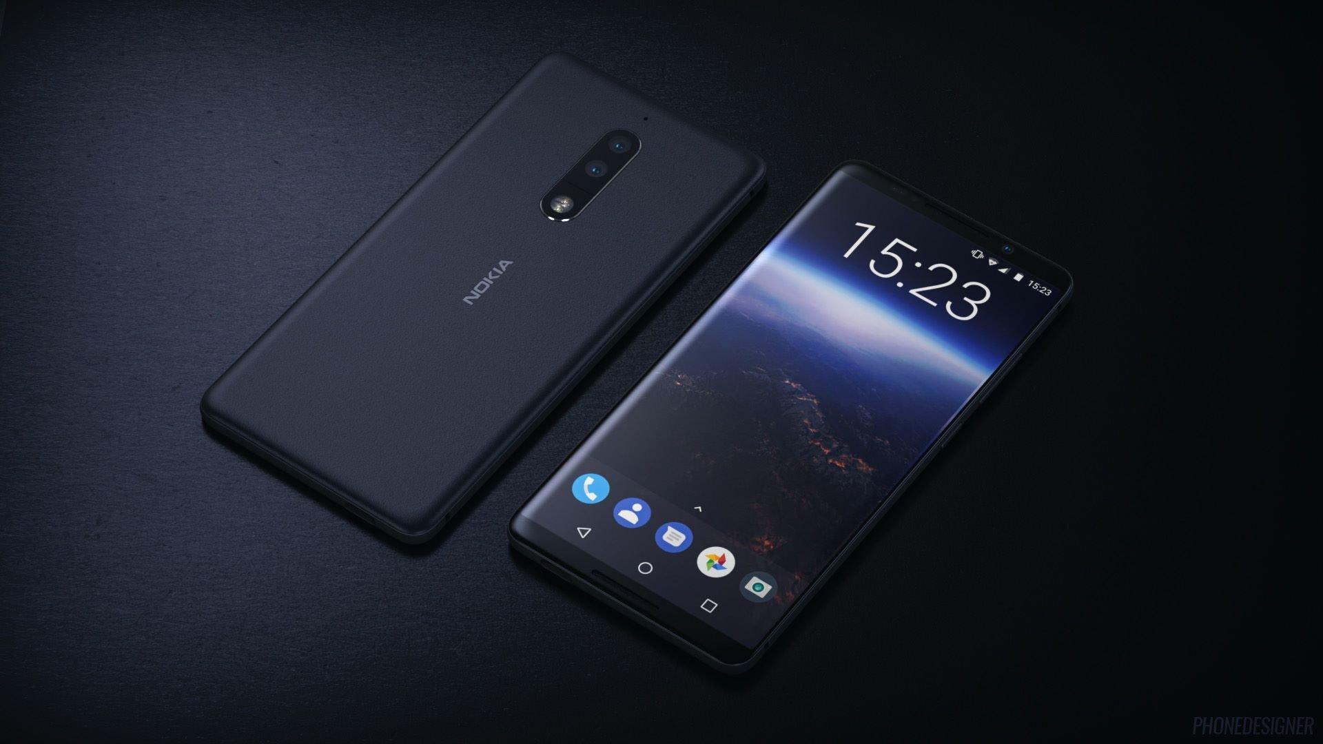 Nokia brendinin anonsu olmamış 4 smartfonu haqqında məlumatlar sızdırıldı