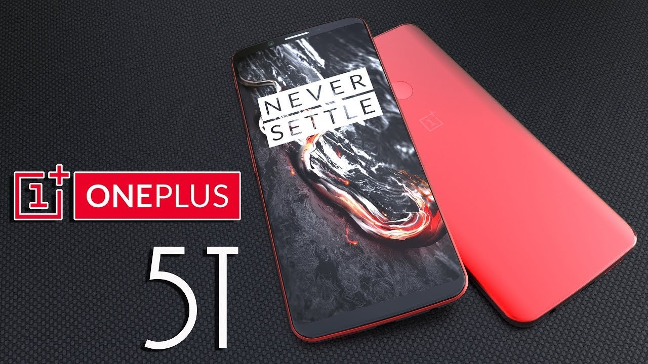 OnePlus 5T 20 MP-lik iki arxa kamera ilə gəlir