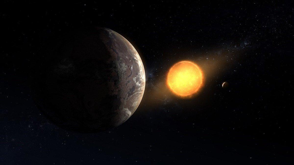 Öz ulduzu ətrafında tam dövrü 1.1 milyon ilə reallaşdıran ekzoplanet aşkar edilib