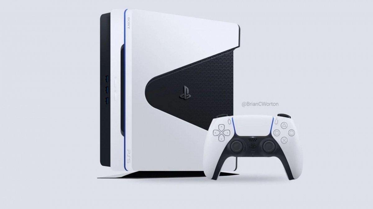 Playstation 5 interfeysi üçün möhtəşəm bir konsept dizayn hazırlandı