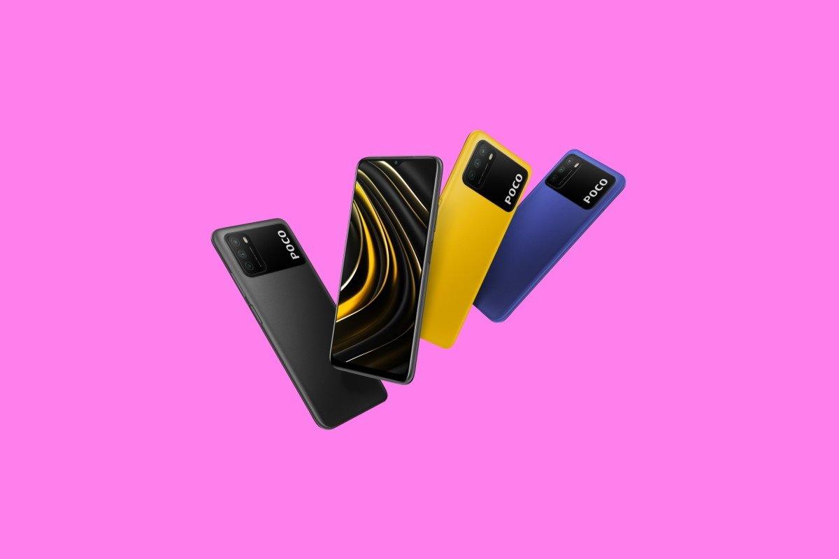 Poco brendi 6000 mAh-lıq batareyaya sahib büdcəli Poco M3 smartfonunu təqdim edib - QİYMƏTİ