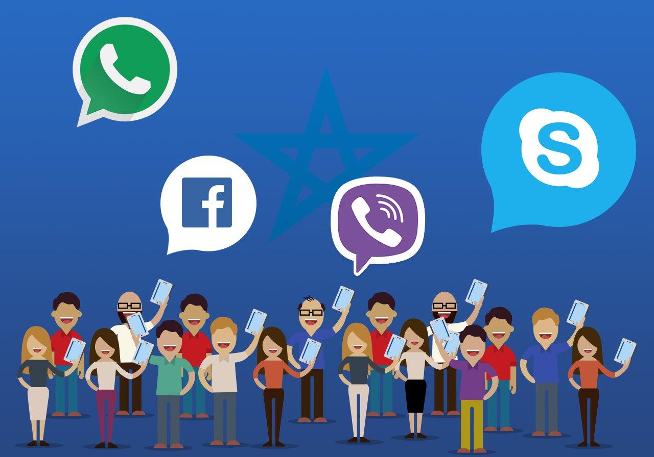 Rəsmi açıqlama gəldi, Skype , Viber , WhatsApp tətbiqləri beynəlxalq danışıqlar üçün açıldı