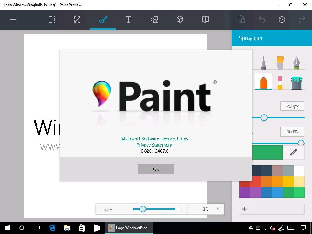 Şad Xəbər: 'Microsoft', Paint tətbiqini pozmaq fikrindən daşındı