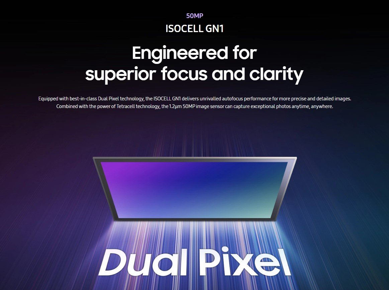 Samsung, Dual Pixel və Tetracell texnologiyalarını birləşdirən kamera sensorunun istehsalına başladı