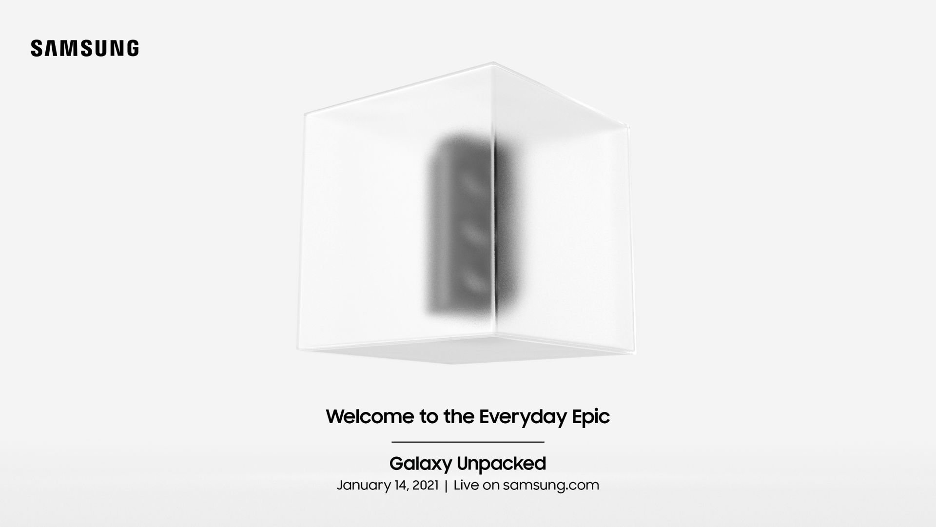Samsung Galaxy S21 təqdim olunur - CANLI YAYIM