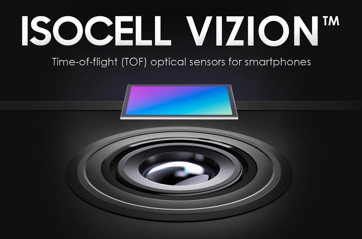 Samsung gələcək smartfonları üçün özünün ISOCELL Vizion adlı ToF kamera sensoru üzərində çalışır