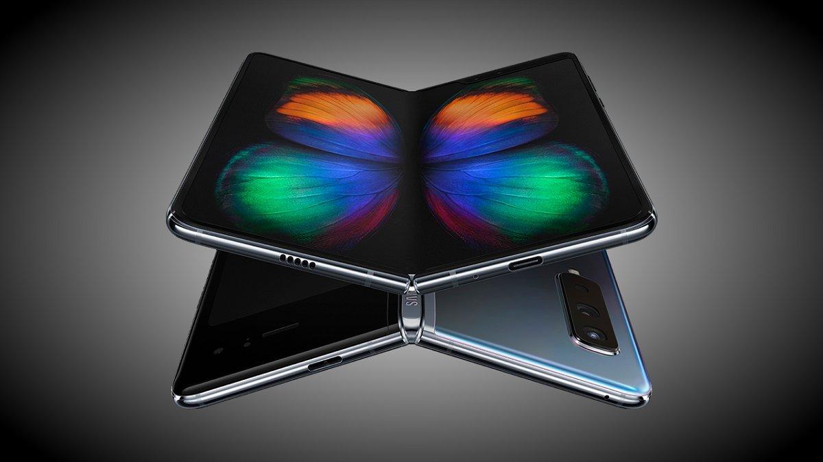 Samsung yenilənmiş Galaxy Fold'u sərgilədi (VİDEO)