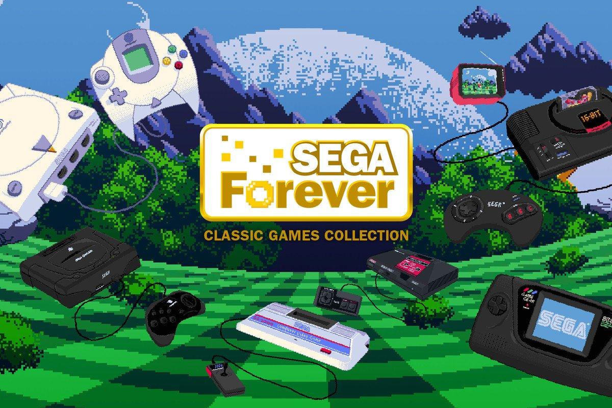 'Sega'nın klassik oyunları Android və iOS platformaları üçün pulsuz oldu (VİDEO)