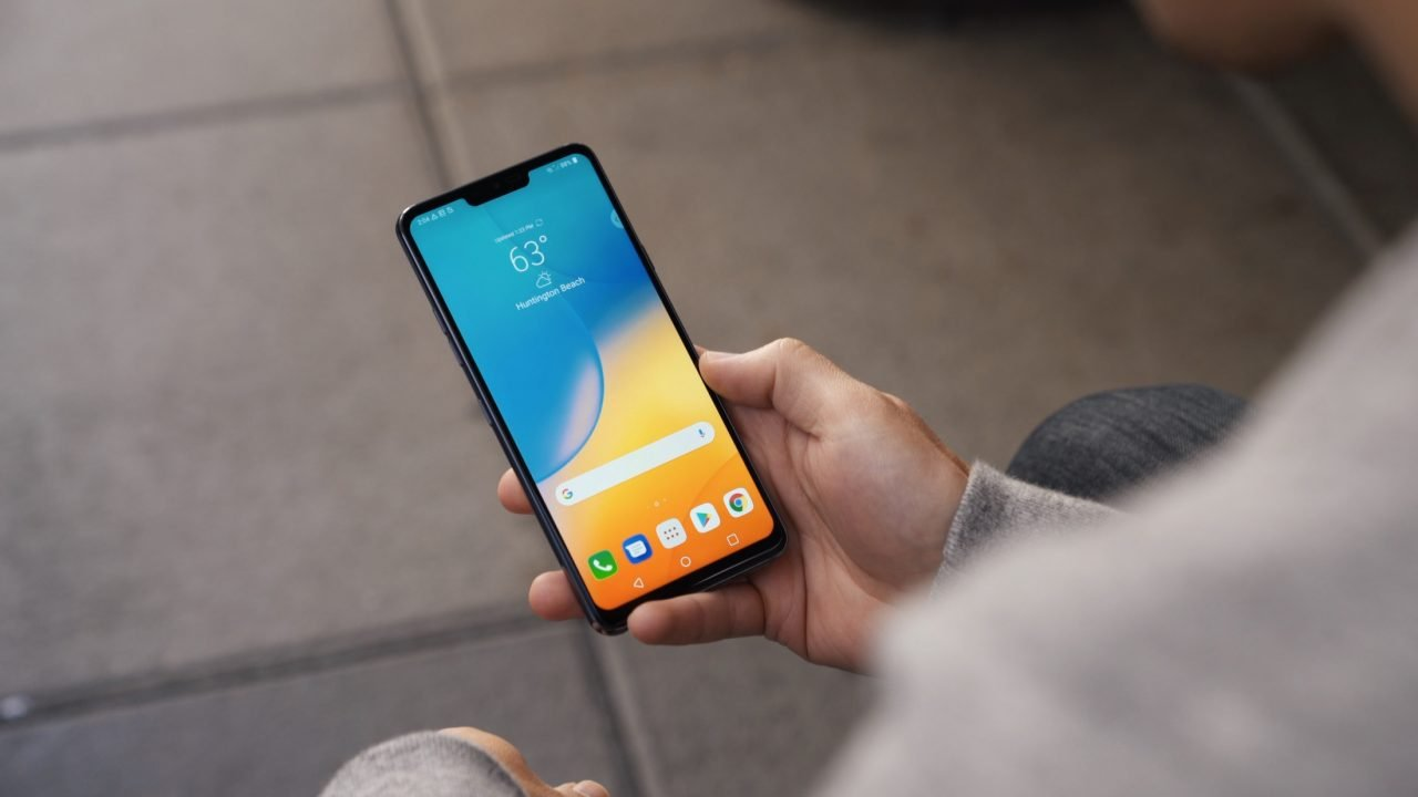 lg, lg g8. lg g8 specs, sound on display, lg sound on display