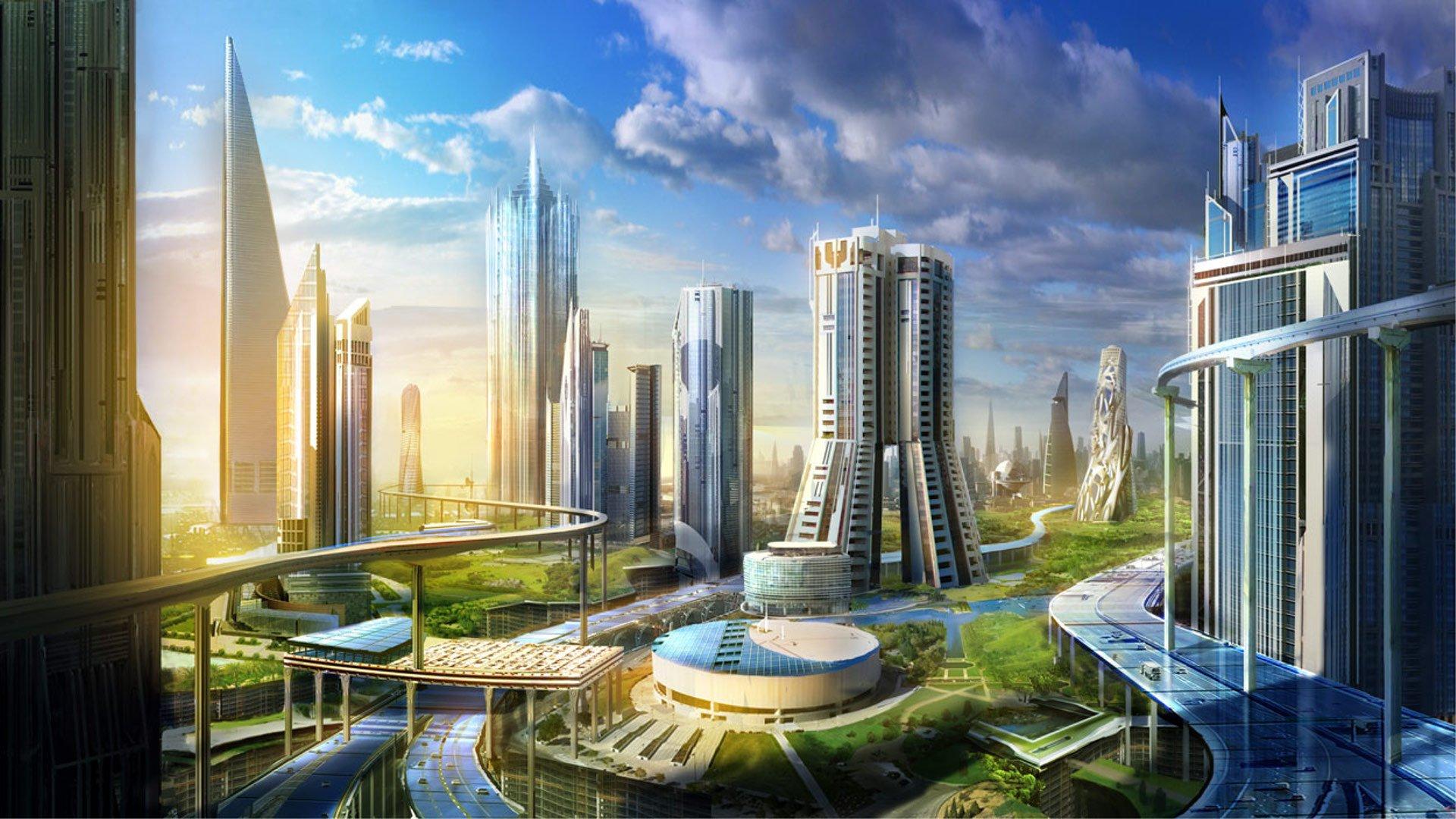 Səudiyyə Ərəbistan insanlardan çox robotların yaşayacağı futuristik şəhəri tikmək üçün 500 milyard dollar vəsait ayıracaq