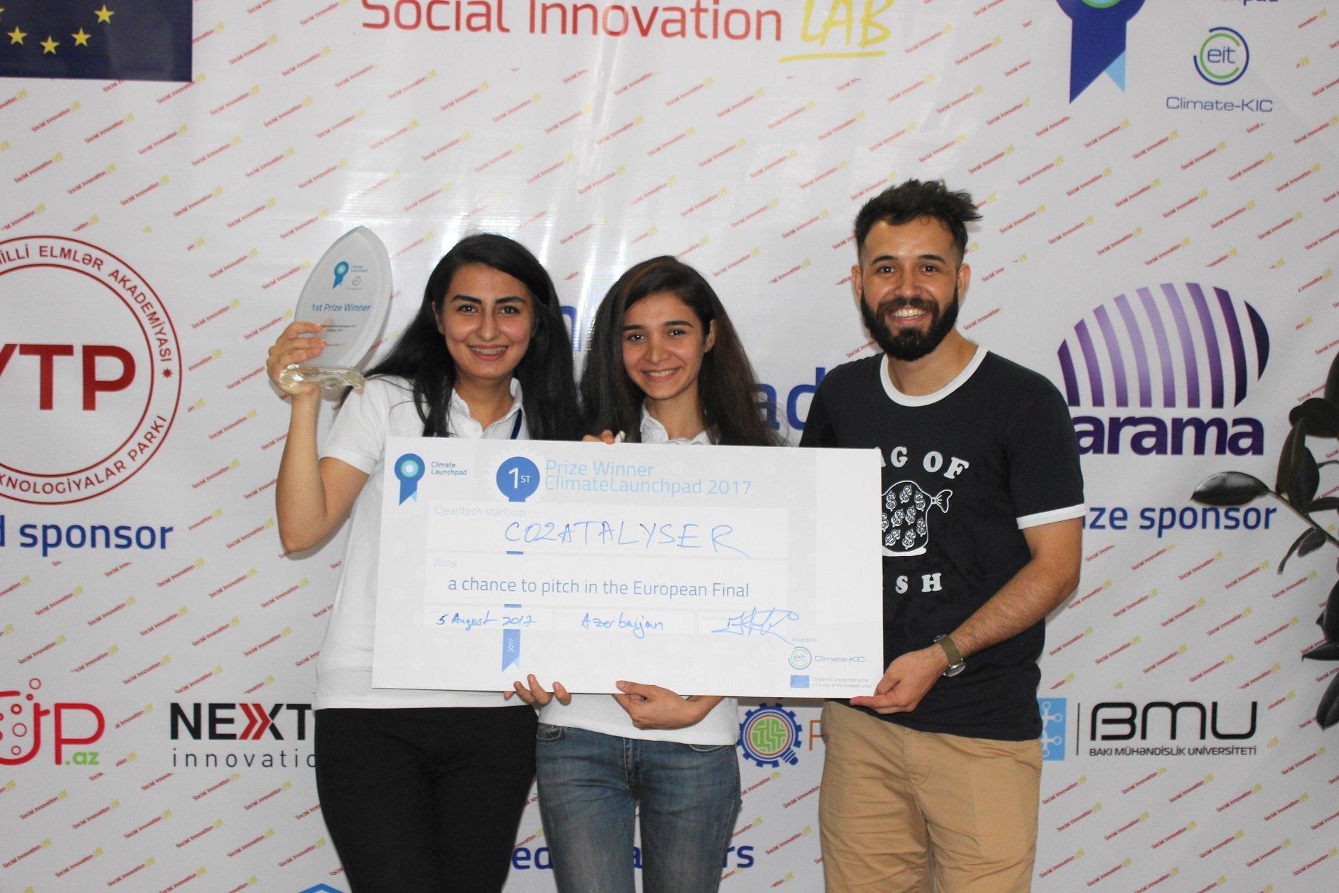 """""""Social Innovation Lab"""" rəsmi təşkilatçılığı ilə dünyanın ən geniş """"cleantech"""" proqramı"""