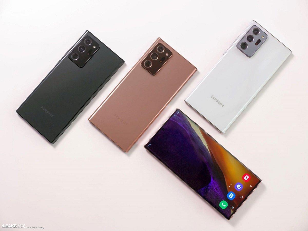 SON DƏQİQƏ: Galaxy Note 20 və Galaxy Note 20 Ultra smartfonları təqdim olundular - QİYMƏTİ