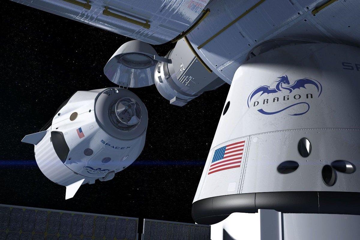 SpaceX-in Crew Dragon kosmik gəmisi BKS-dən olan yükü uğurla Yer kürəsinə çatdırıb