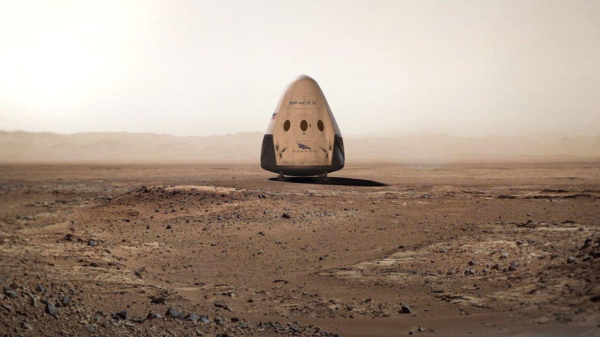 'SpaceX'in Mars missiyası, NASA-nın gələcəyini sual altında qoyur