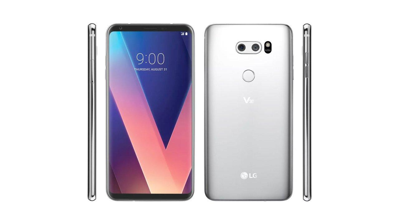 Süni zəka texnologiyasına sahib LG V30S smartfonu təqdim olundu