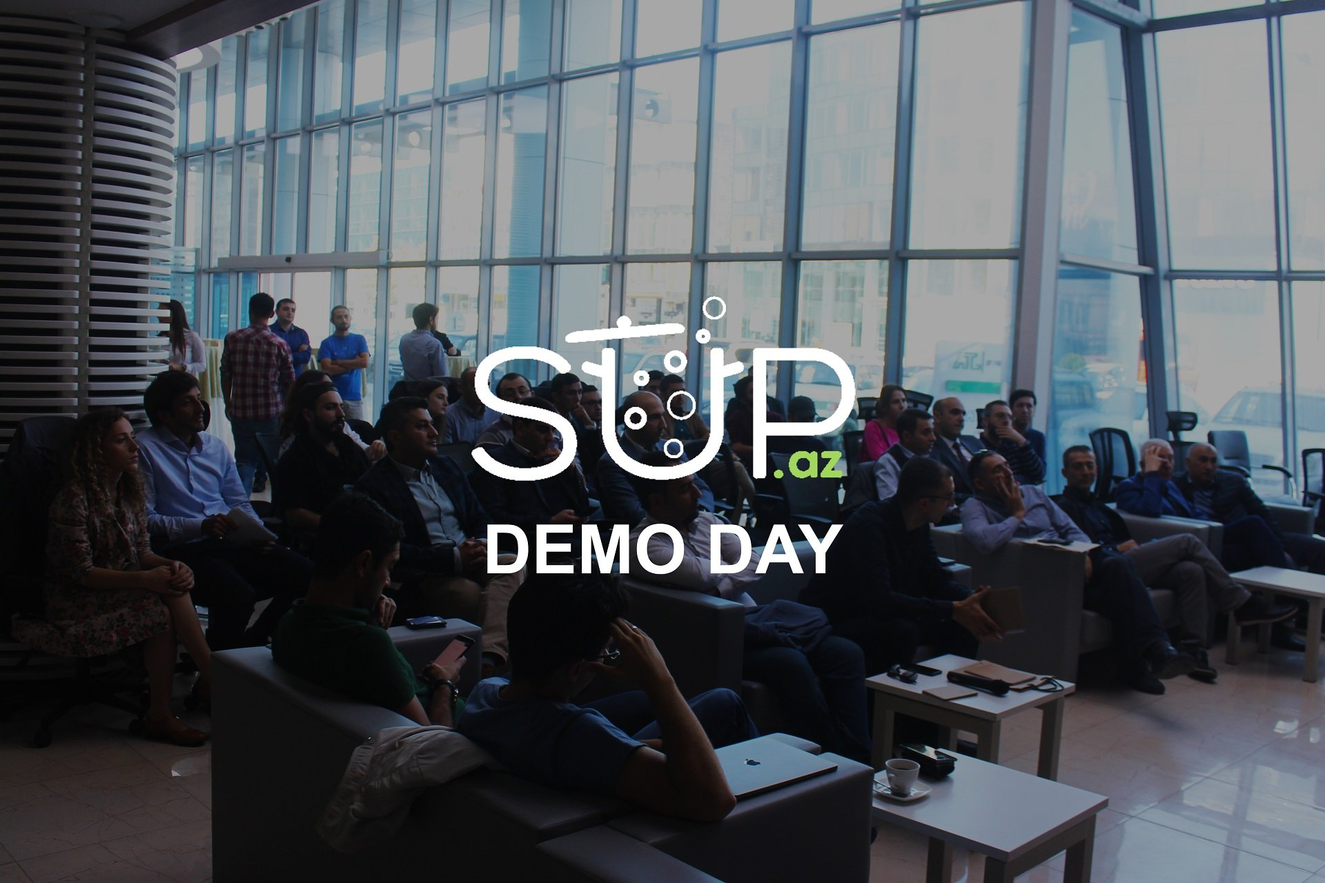 sup demo day, sup accelarator, demo day, startup azerbaijan