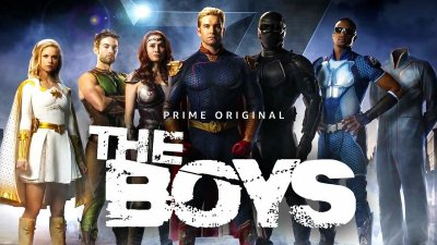 the boys, amazon boys, boys izle, the boys izle, boys yeni sezon, the boys 2-ci sezon