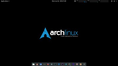 arch linux, linux, linux kernel, code news, step it