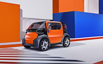 citroen, citroen ami, citroen ami electric car, citroen ami 2020, electric car