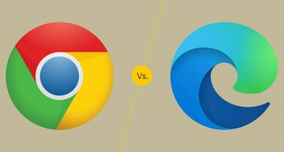 google chrome, microsoft edge, chrome vs edge, microsoft chrome, chrome brauzeri, edge brauzeri, chrome browser