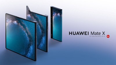 huawei, huawei mate x, huawei mate x specs, huawei mate x release date, huawei foldable phone, foldable phone
