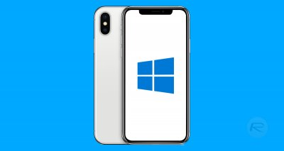 iphone x, iphone x windows 10, iphone x UTM,