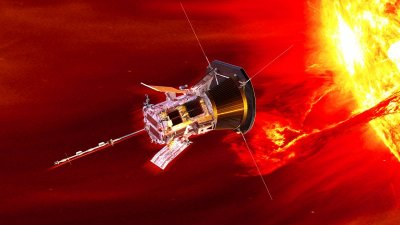 nasa, nasa parker solar probe, nasa parker solar probe speed, nasa parker solar probe mission, parker solar probe, parker solar probe speed, parker solar probe speed record