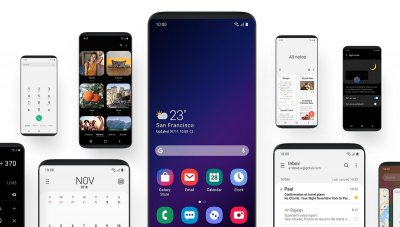 samsung, samsung one ui, samsung one ui 2, samsung one ui updates