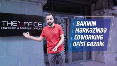 The Office, Coworking, Biznes ofisləri