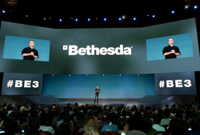E3 2017 SƏRGİSİ, E3 2017-DƏKİ OYUNLAR,THE EVIL WITHIN 2 OYUNU, THE EVIL WITHIN 2 HAQQINDA MƏLUMATLAR,THE EVIL WITHIN 2-NİN ÇIXIŞ TARİXİ,WOLFENSTEIN 2 THE NEW COLOSSUS OYUNU, WOLFENSTEIN 2 THE NEW COLOSSUS HAQQINDA MƏLUMATLAR,WOLFENSTEIN 2 THE NEW COLOSSUS