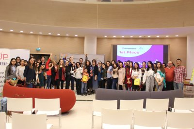 Global Startup Weekend Bakı