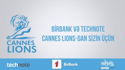 Cannes Lions, BirBank, Technote, Endorphin