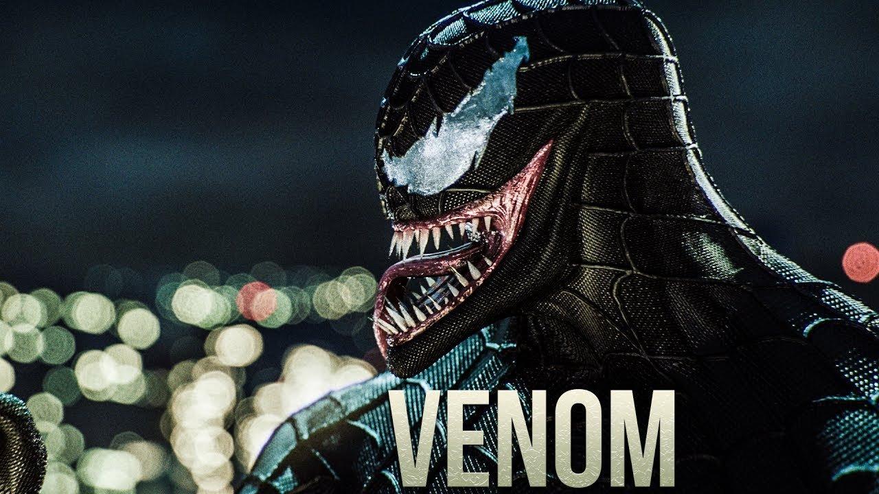 Tom Hardy'nin baş rolda olduğu Venom filminin yeni traileri