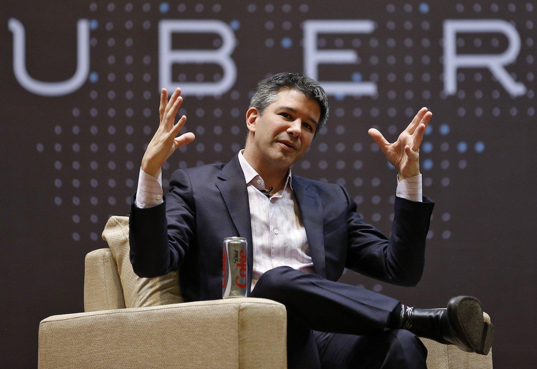 'Uber'in CEO-su Travis Kalanick, bilinməyən müddətə kimi şirkətdən ayrıldı