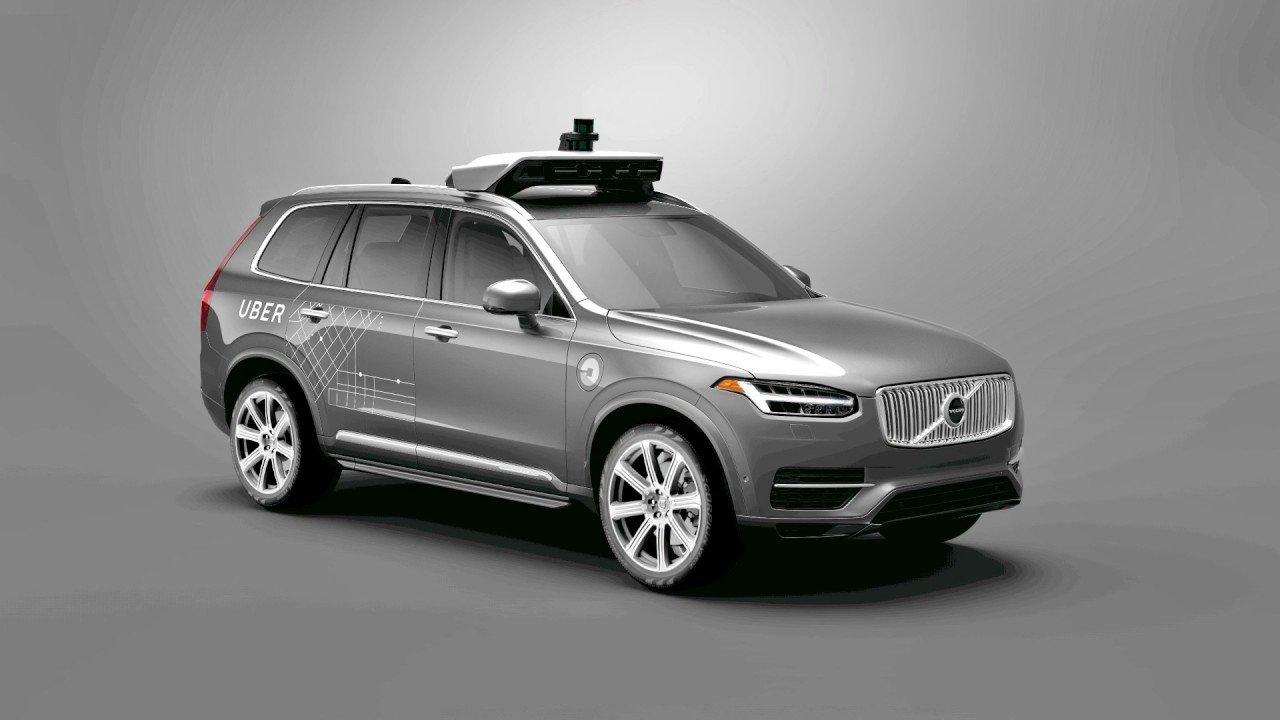 'Uber' öz pilotsuz avtomobillərini yaratmaq üçün 'Volvo'dan çoxlu sayda avtomobil aldı