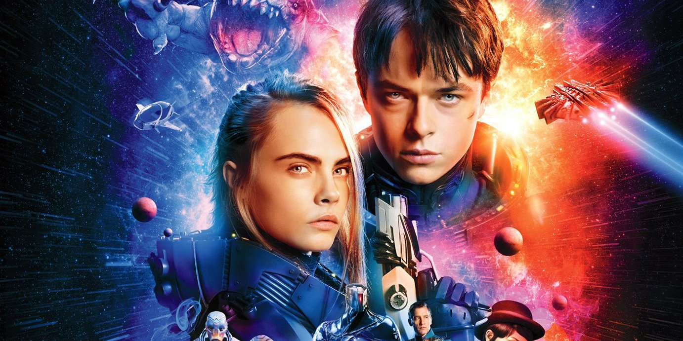 'Valerian and the City of a Thousand Planets' filmi (İCMAL)