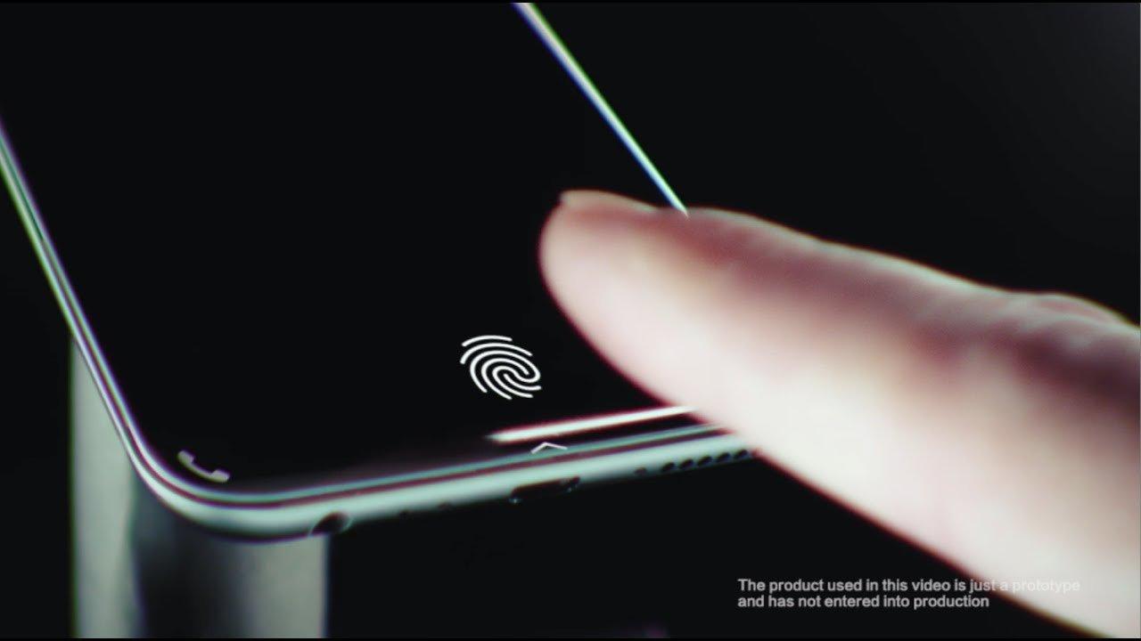 'Vivo' şirkəti barmaq izi skanının ekrana inteqrasiya olunduğu smartfonunu təqdim etdi (VİDEO)