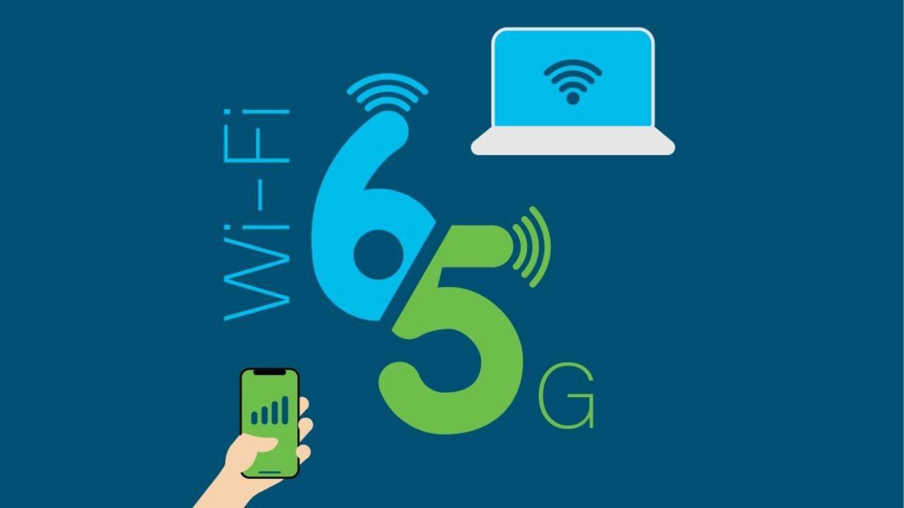 Wi-Fi 6E standartı üçün 6 Ghz tezlik zolağı istifadə verildi
