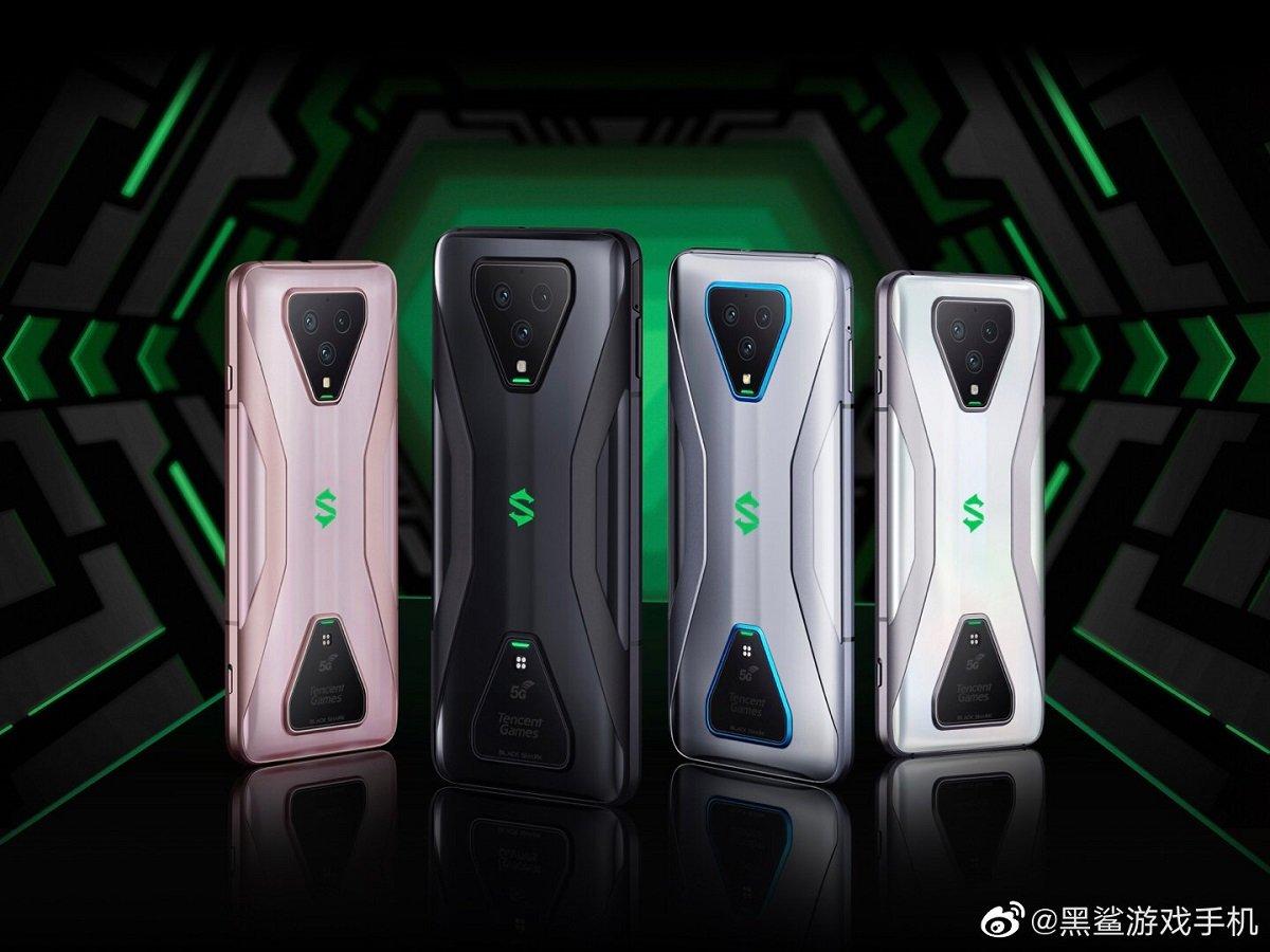 Xiaomi Black Shark 3S smartfonunun təqdimatı anons edildi: Adi Black Shark 3-dən nə ilə fərqlənəcək?