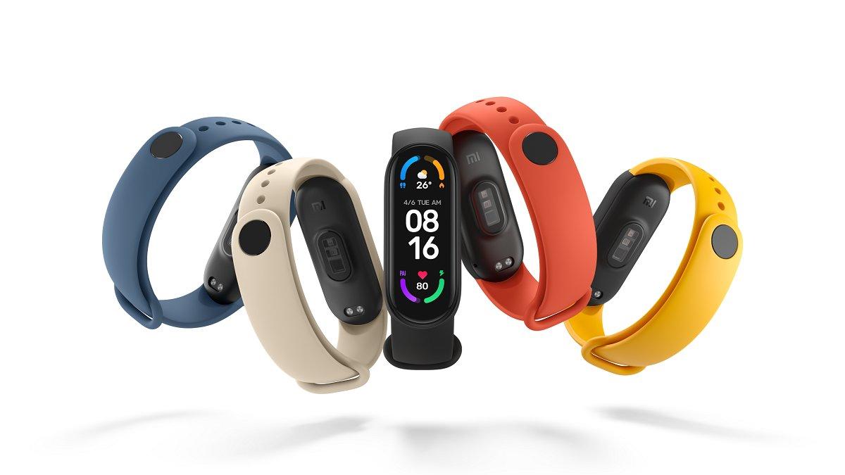 Xiaomi-dən yeni Mi Band 6 smart qolbağı - QİYMƏTİ