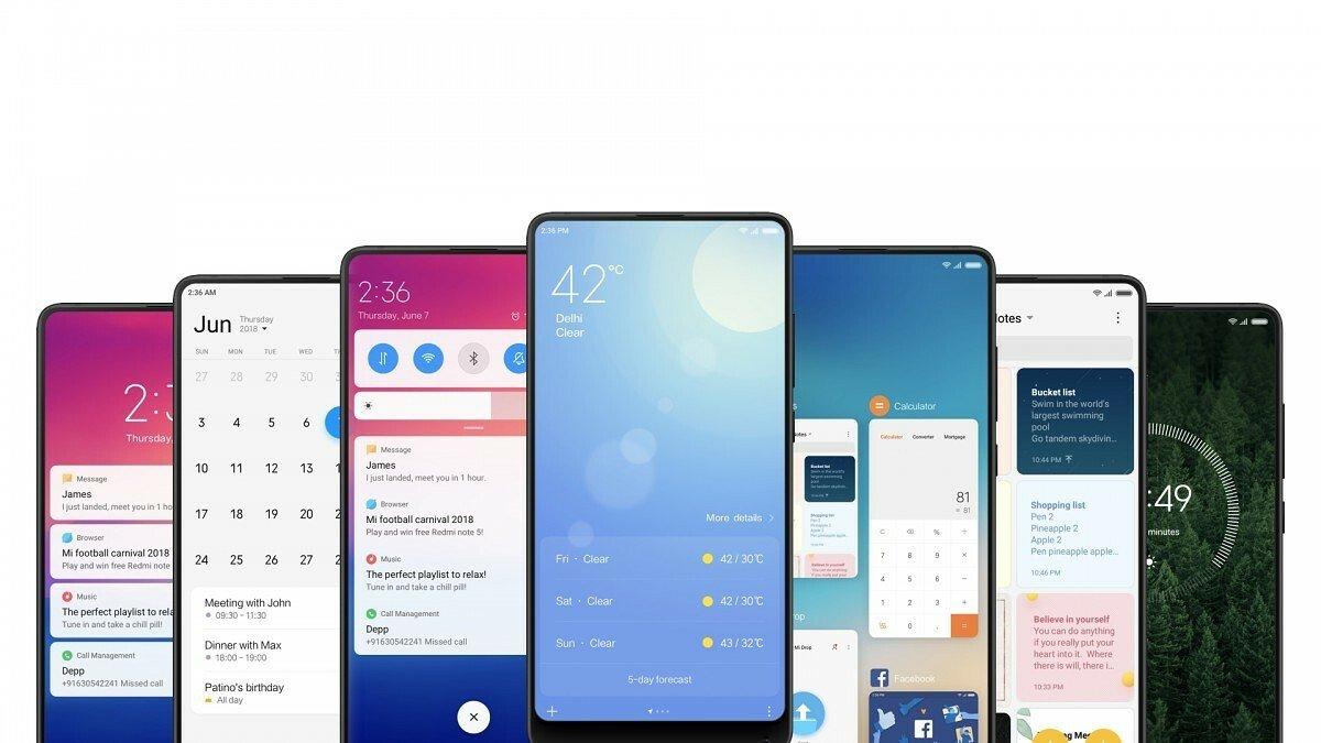 Xiaomi MIUI interfeysinə göz sağlamlığını qoruma sertifikatı verildi