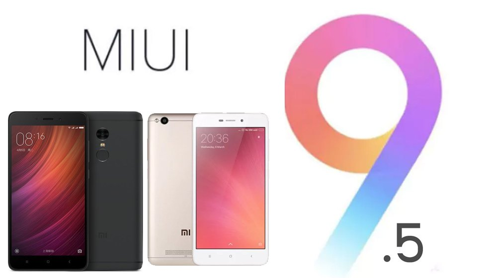 xiaomi, miui 9.5, xiaomi ui, xiaomi global miui, xiaomi android 7 global rom